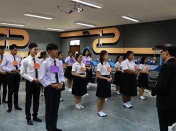 หาวิทยาลัยราชภัฎสวนสุนันทา ศูนย์การศึกษาจังหวัดอุดรธานี จัดโครงการอบรมพัฒนาศักยภาพนักศึกษาและเตรียมความพร้อมก่อนเข้าสู่รั้วมหาวิทยาลัยฯ