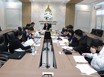 สวนสุนันทาศูนย์การศึกษาจังหวัดอุดรธานี ปฐมนิเทศอาจารย์ใหม่ประจำปีการศึกษา 2563