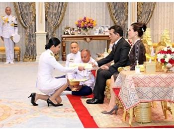 Suan Sunandha Rajabhat University Embrace the unbelievable royal grace